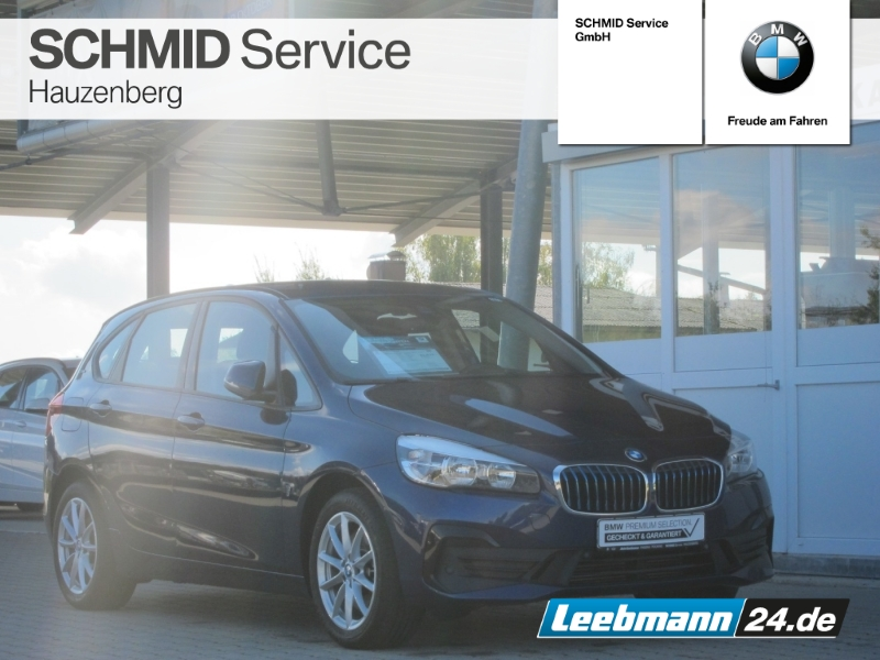 BMW 225xe Active Tourer Adv. HYBRID 2 JAHRE GARANTIE, Jahr 2018, Hybrid