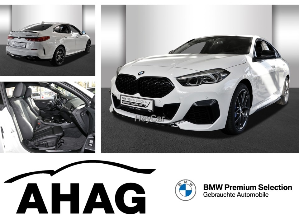 BMW M235 i xDrive Gran Coupe, Jahr 2020, Benzin