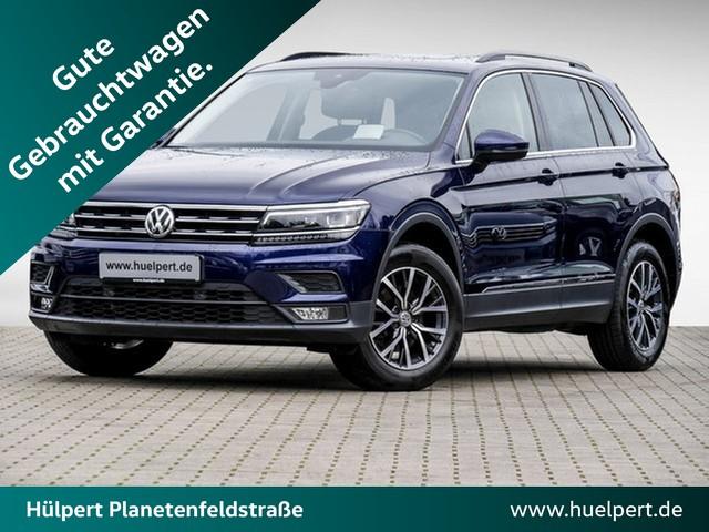 Volkswagen Tiguan 2.0 TDI Comfort DSG LED NAVI PANO AHK ACC PDC ALU, Jahr 2019, Diesel