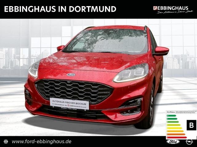 Ford Kuga ST-Line X 1.5 EB EU6d-T LED Navi Keyless/e-Sitze/El. Heckklappe, Jahr 2020, Benzin