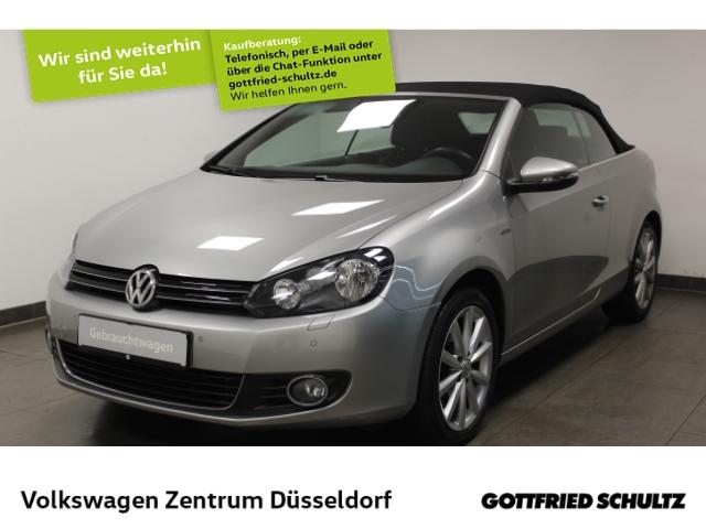 Volkswagen Golf Cabrio 1.4 TSI DSG Lounge *Kamera*Navi*PDC*GRA*SHZ*, Jahr 2015, Benzin