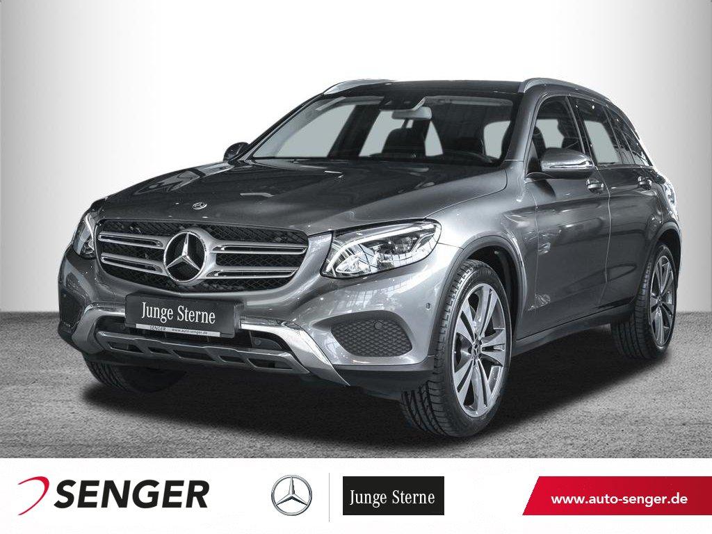 Mercedes-Benz GLC 350 d 4M *OFF-ROAD*Exclusive*Pano*AHK*Comand, Jahr 2017, Diesel
