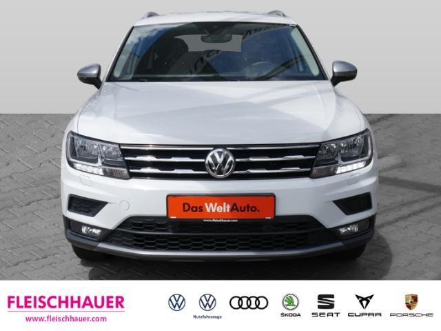 Volkswagen Tiguan Allspace Comfortline 1.5 TSI ACT EU6d-T NAVI AHK, Jahr 2019, Benzin