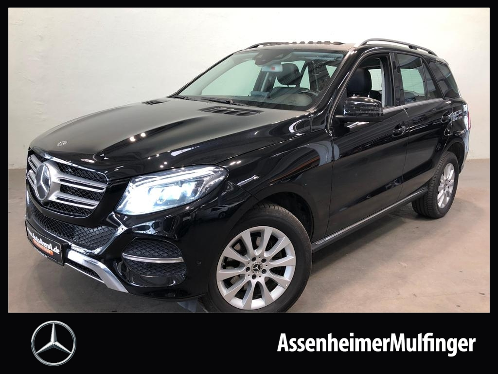Mercedes-Benz GLE 250 d 4matic **COMAND/360°/AHK/Distronic, Jahr 2017, Diesel