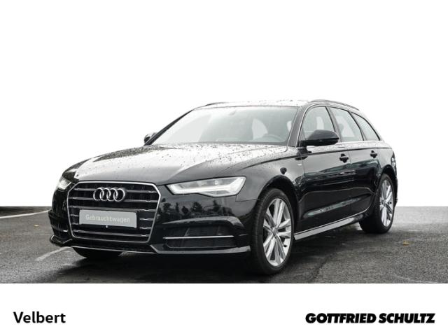 Audi A6 AVANT 2.0 TDI S-TRONIC NAVI LED RÜFA SHZ GRA ZV, Jahr 2018, Diesel