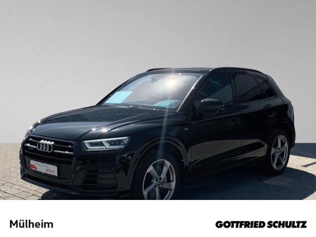 Audi Q5 3.0 TDI quattro S-tronic B&O PANO NAVI DAB VIRTUAL S-LINE, Jahr 2018, Diesel