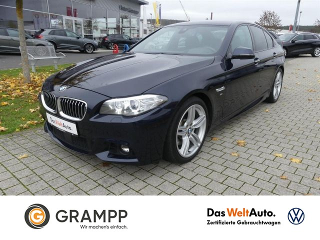 BMW 530d +M SPORT+DAB+ASSISTS+INNO+CONNECTED+DRIVE+, Jahr 2014, Diesel