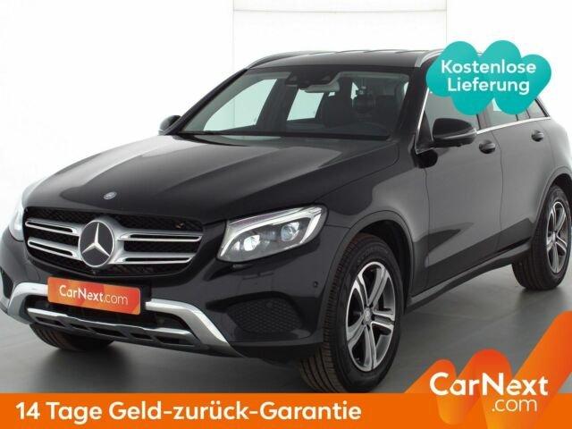 Mercedes-Benz GLC 250d 4Matic 9G-TRONC STHZG KAM, Jahr 2016, Diesel