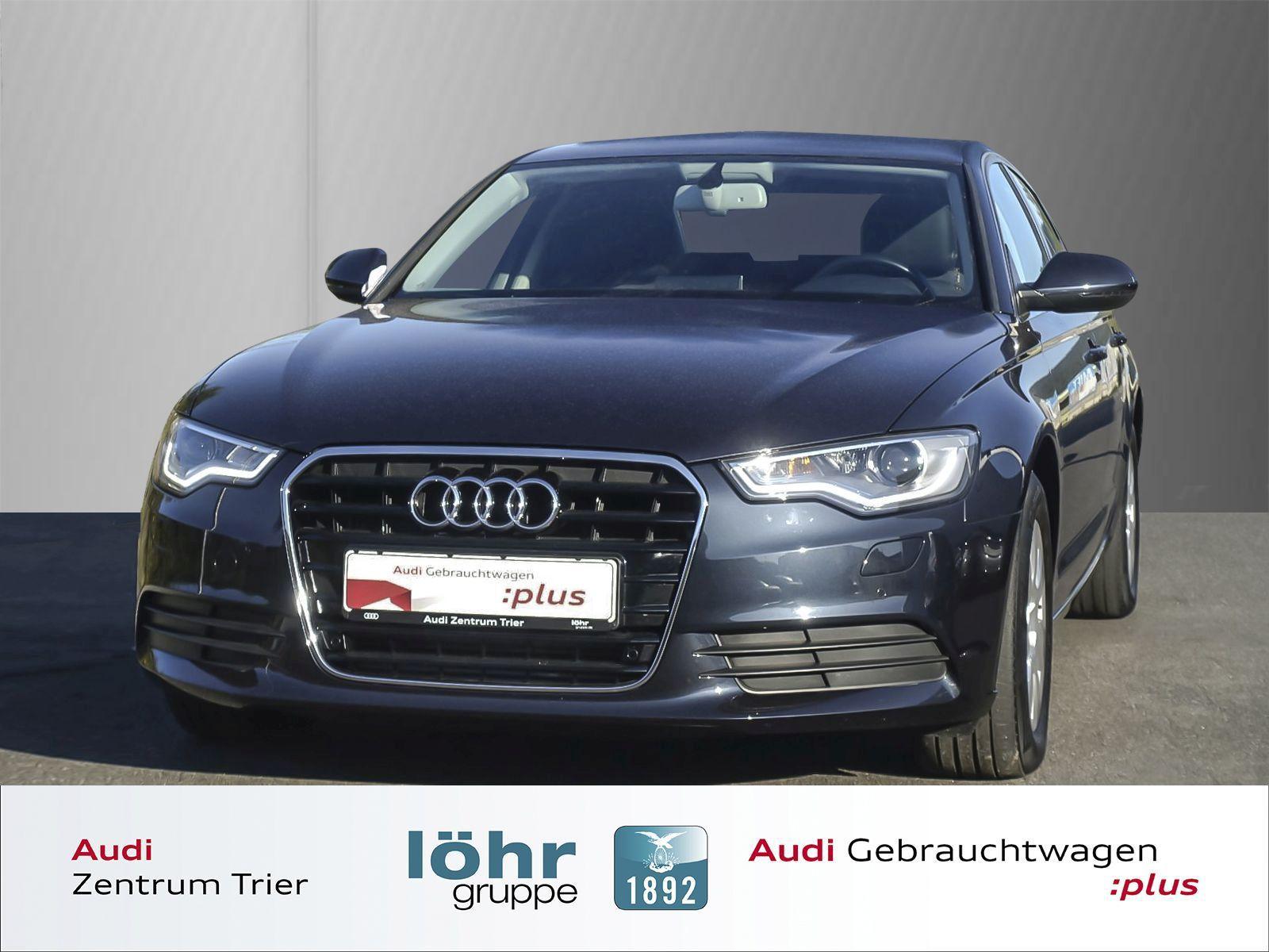Audi A6 2.0 TDI Einparkhilfe/MMI NAVI plus/Xenon, Jahr 2014, diesel