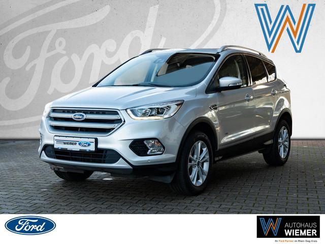 Ford Kuga 1.5 EcoBoost Titanium 4x4 S/S (EURO 6) Navi, Jahr 2018, Benzin