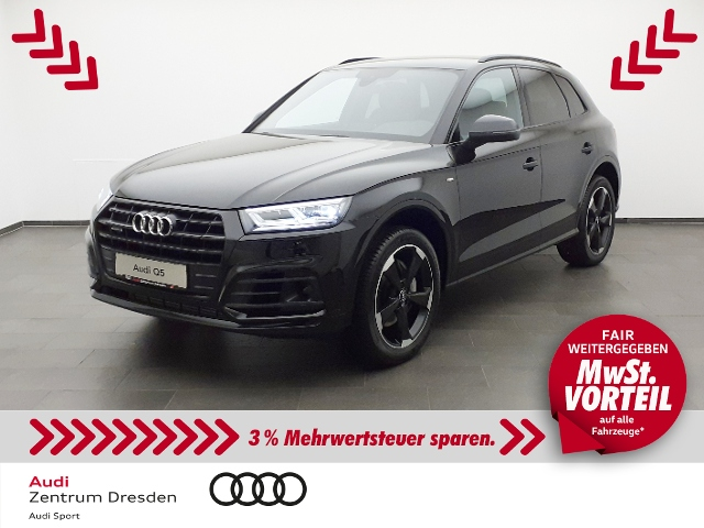 Audi Q5 sport 45 TDI quattro UVP: 74.280?, Jahr 2020, Diesel