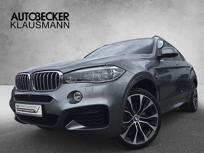 BMW X6 xDrive40d M Sportpaket Head-Up Navi Prof Kamera Glasdach, Jahr 2018, Diesel