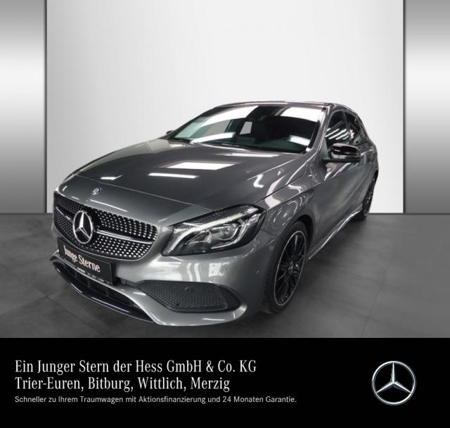 Mercedes-Benz A 220 d AMG+Harman+Night+LED+Kamera+Navi+PDC, Jahr 2017, Diesel