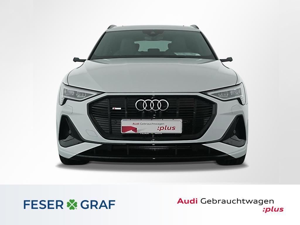 Audi e-tron S line 50 quattro 230 kW, Jahr 2020, Elektro