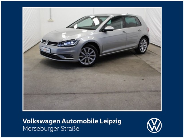 Volkswagen Golf VII 1.4 TSI Highline *LED*PDC*SHZ*, Jahr 2017, Benzin