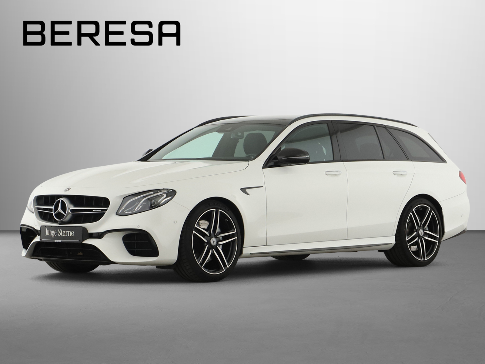 Mercedes-Benz E 63 AMG 4M+ T Carbon StHzg Pano. Perf. AbGas, Jahr 2019, Benzin