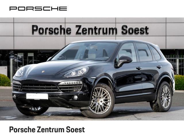 Porsche Cayenne S DIESEL/20ZOLL/18-WEGE/BOSE/LUFTFEDERUNG, Jahr 2013, diesel