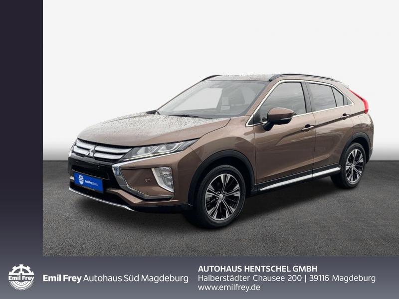 Mitsubishi Eclipse Cross 1.5 T-MIVEC Intro Edition, Jahr 2017, Benzin