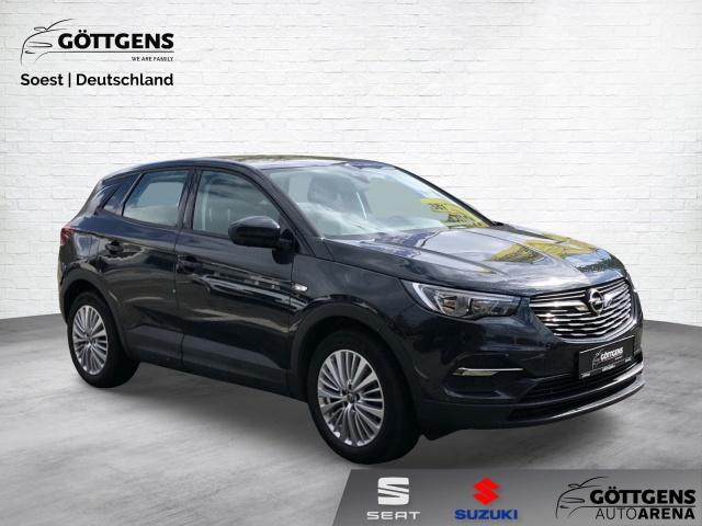 Opel GRANDLAND X 1.2 SELECTION AHK KLIMA TEMP, Jahr 2018, Benzin