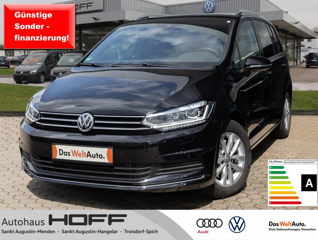 Volkswagen Touran 2.0 TDI United Navi AHK Kamera LED Family, Jahr 2020, Diesel