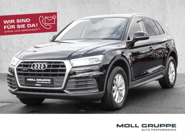 Audi Q5 quattro 2.0 TDI S tronic basis, Jahr 2017, Diesel