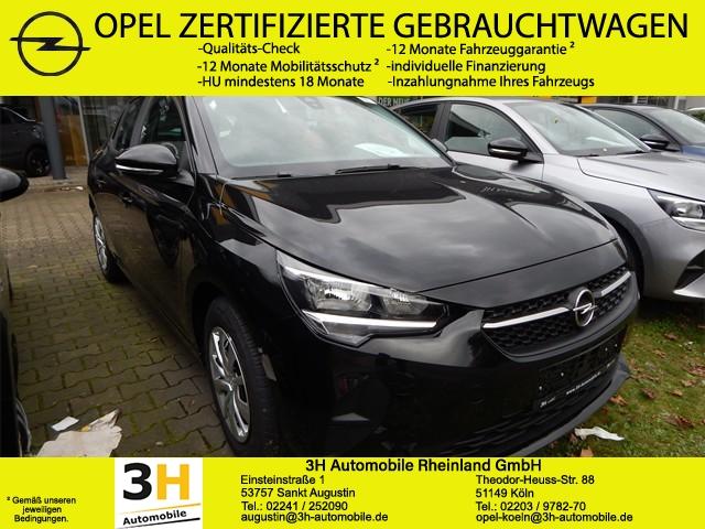 "Opel Corsa EDITION 1.2 ""Multimedia*Klima*, Jahr 2021, petrol"