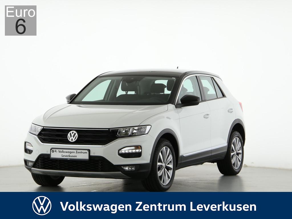 Volkswagen T-Roc, Jahr 2018, Benzin