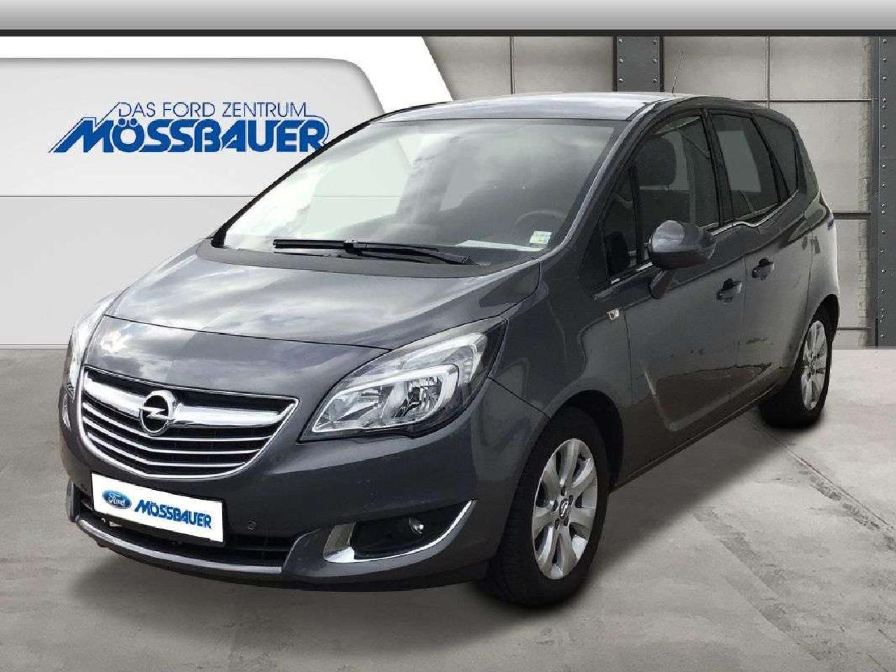 Opel Meriva, Jahr 2015, Benzin