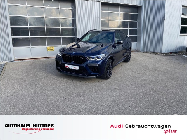 BMW X6 M Competition Automatic Laser HUD eGD Kamera, Jahr 2020, Benzin