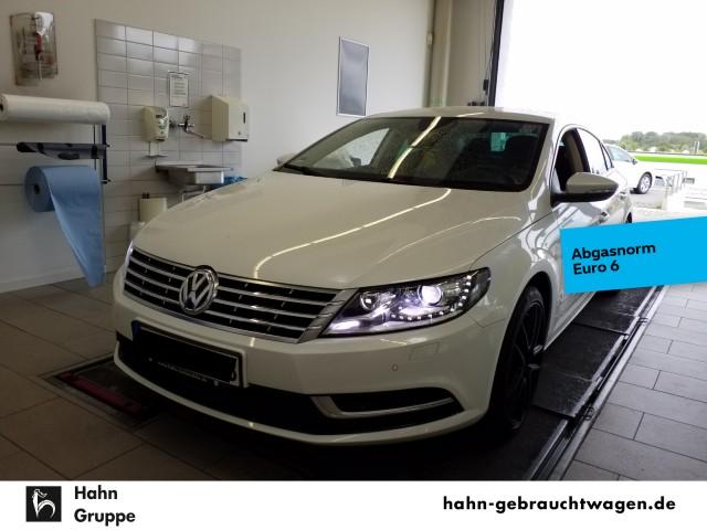 Volkswagen CC 2.0TDI Navi Xen Einparkh Tempo Climatr Sitzh, Jahr 2016, Diesel