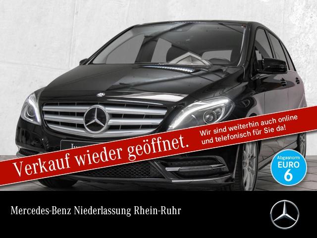 Mercedes-Benz B 250 BE AHK Xenon Laderaump Spurhalt-Ass 7G-DCT, Jahr 2012, Benzin
