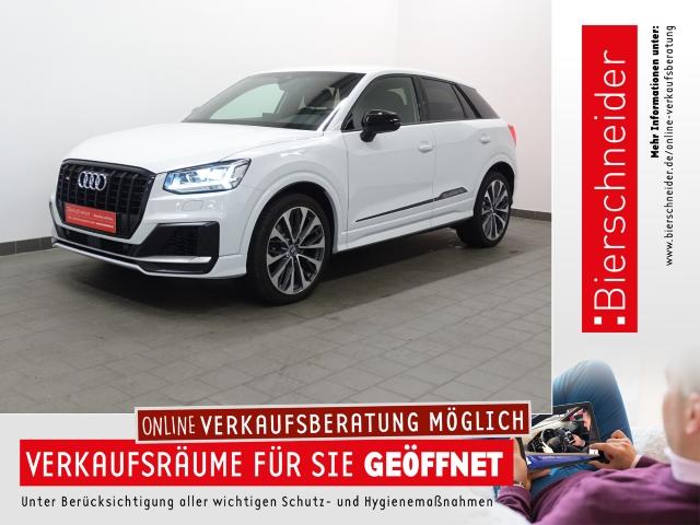 Audi SQ2 2.0 TFSI qu. S tronic 599,- Leasing 19 LED VIRTUAL AHK ACC NAVI LEDER PDC GRA DAB, Jahr 2019, Benzin