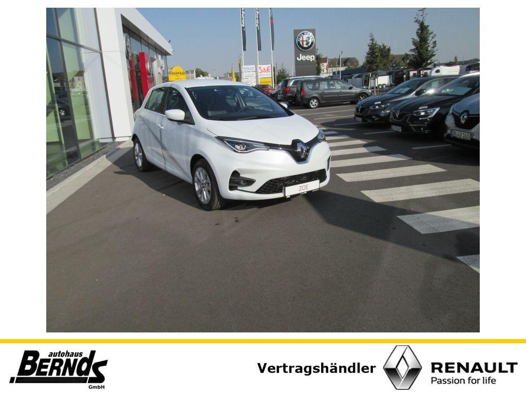 Renault ZOE Bat-Kauf Z.E. 50 EXPERIENCE WINTER VISIO NAVI, Jahr 2020, Elektro