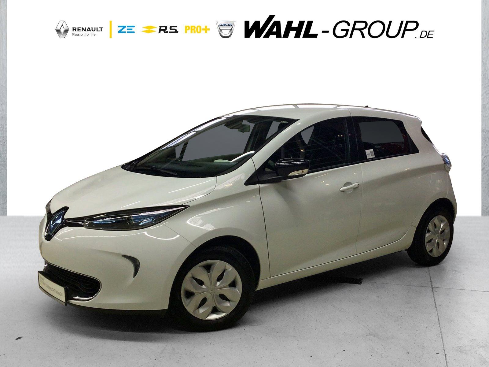 Renault Zoe Life *KLIMAANLAGE*, Jahr 2016, Elektro