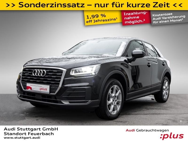 Audi Q2 2.0TDI quattro S tronic LED Navi PDC Tempomat, Jahr 2017, Diesel