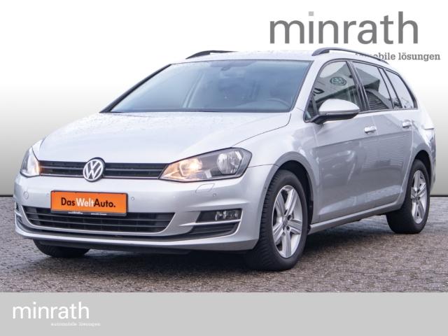 Volkswagen Golf Variant Comfortline BMT 1.2 TSI AHK+STH+SHZ, Jahr 2013, Benzin