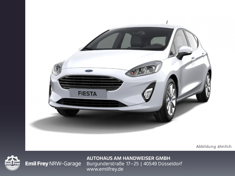 Ford Fiesta 1.1 COOL&CONNECT 5-türig, Jahr 2019, Benzin