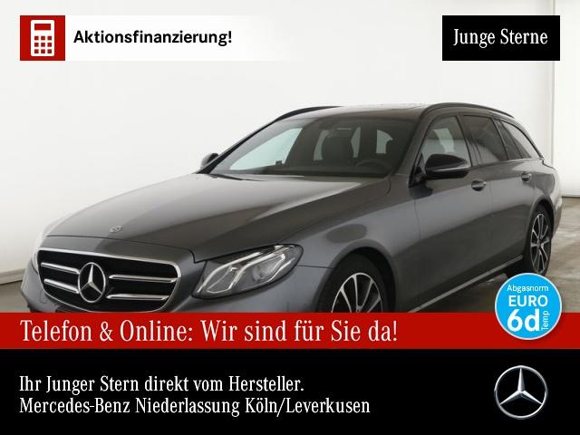 Mercedes-Benz E 220 d T Avantgarde SHD.AHK.Night.LED.SpiegelP, Jahr 2020, Diesel