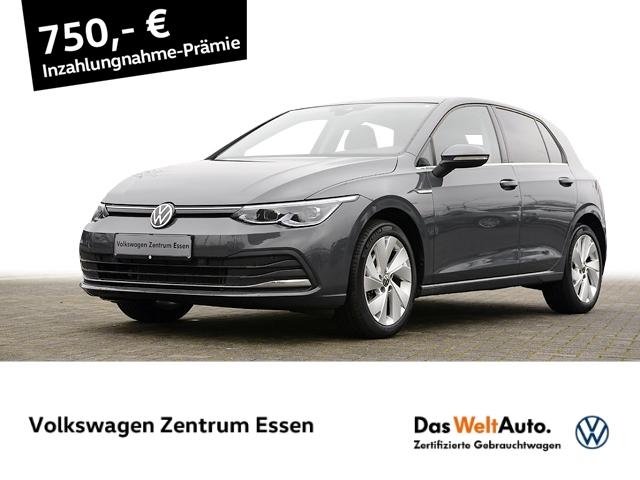Volkswagen Golf Style 2 0 TDI DSG NAVI PANO LED PDC ALU17, Jahr 2020, Diesel