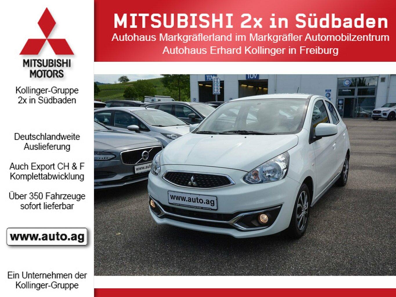 Mitsubishi Space Star 1.0 BASIS, Jahr 2018, Benzin