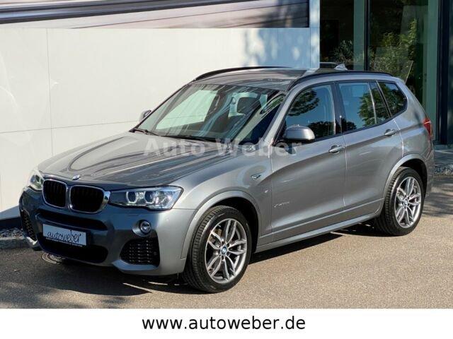 BMW X3 xDrive20d AT NAVI M Sportpaket, Jahr 2014, Diesel