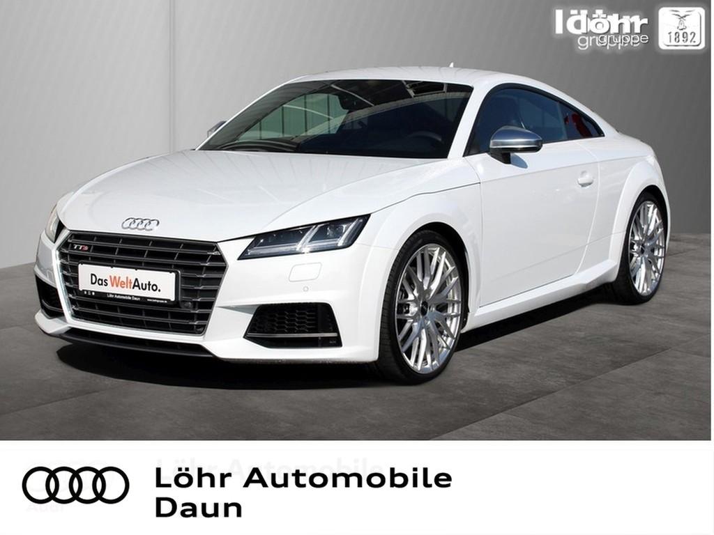 Audi TTS 2.0 TFSI quattro, Jahr 2017, Benzin