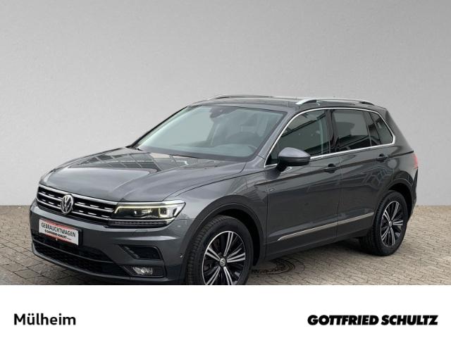 Volkswagen Tiguan 2.0 TDI 4Motion DSG NAVI LED KAMERA Join, Jahr 2018, Diesel