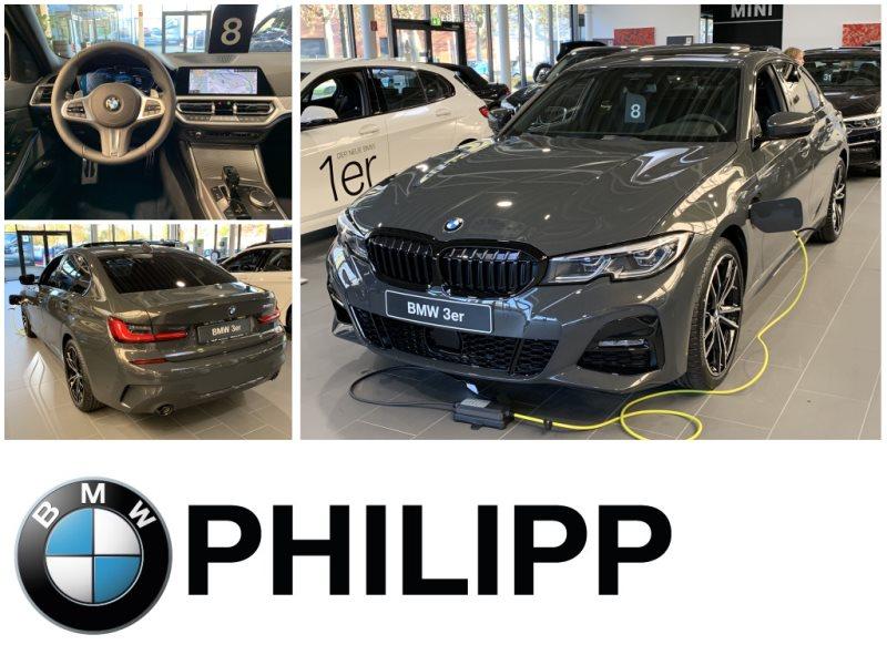 BMW 330e Limousine M Sport Head-Up HK HiFi DAB LED LEA ab € 550, Jahr 2020, Hybrid