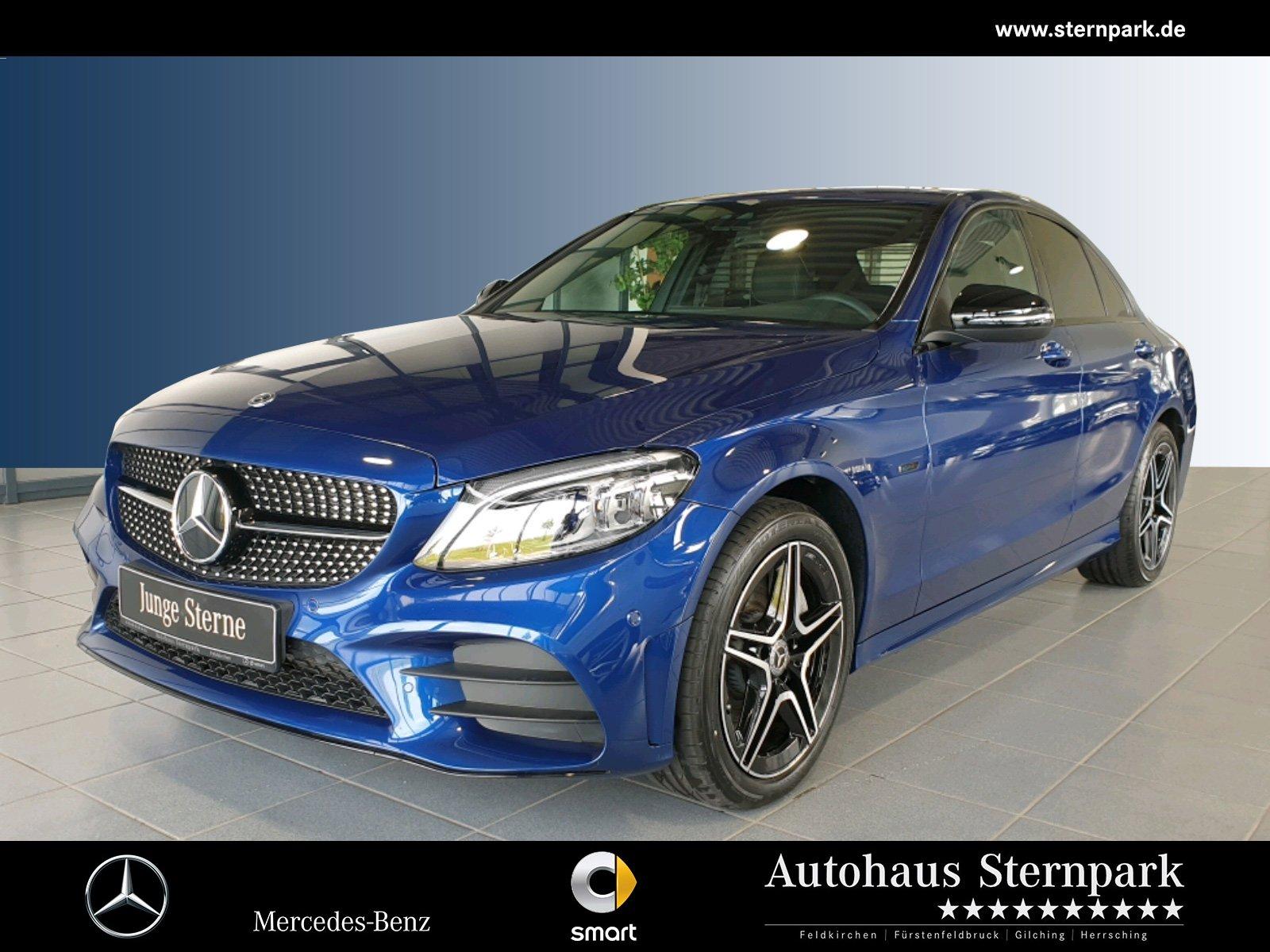 Mercedes-Benz C 300 de AMG Multibeam+Burmester+Kamera+Prämie++, Jahr 2020, Hybrid_Diesel