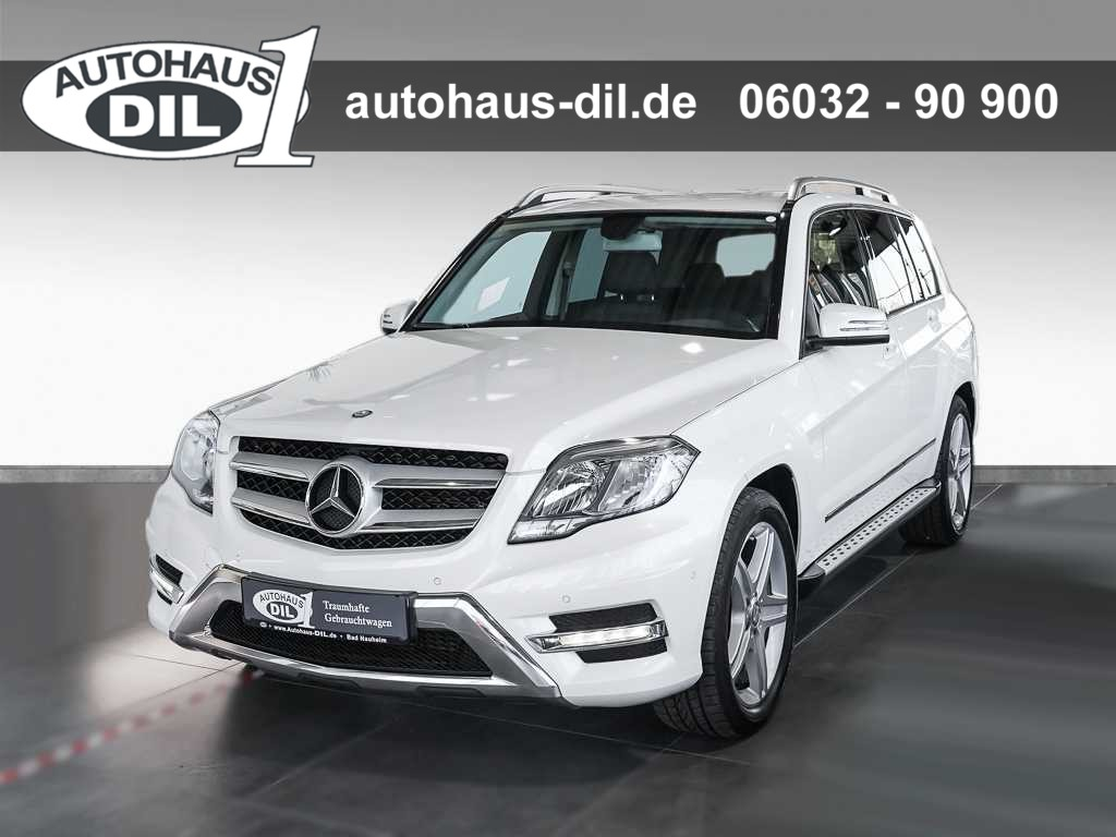 Mercedes-Benz GLK 220 CDI AMG Line Exterieur, Jahr 2015, Diesel