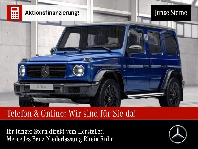 Mercedes-Benz G 500 AMG WideScreen 360° Multibeam Distr. COMAND, Jahr 2020, Benzin