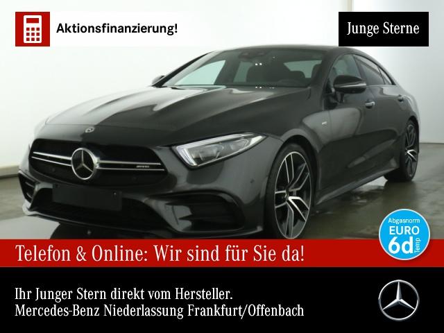 "Mercedes-Benz CLS 53 AMG 4M+ FahrAss MULTIBEAM WIDE MBUX 20"", Jahr 2020, petrol"