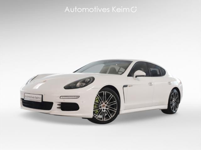 Porsche Panamera S E-Hybrid SPORTSITZE ART BOSE VOLL VOLL, Jahr 2014, Hybrid