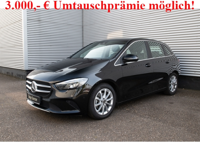 Mercedes-Benz B 200 d Progressive+Navigation-Premium+AHK+LED+EU6d, Jahr 2019, Diesel